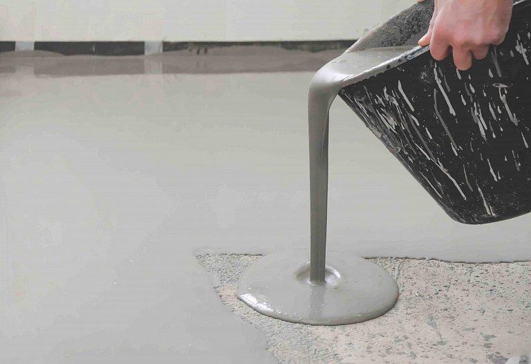 Structural Floor Preparation